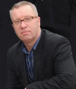Graham Parker MA MCIPR